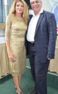 Constantina Diţă şi Eugenie Posdărăscu