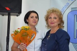 Alături de Amalia Todoruț