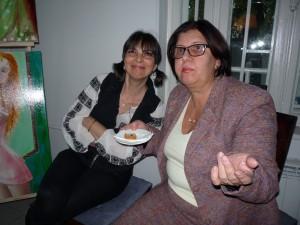 Claudia si Adela