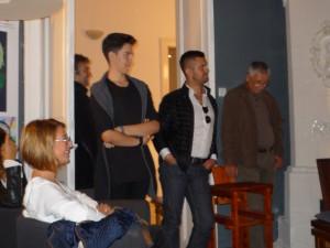 Alice, Cipri, Ovidiu, Adrian