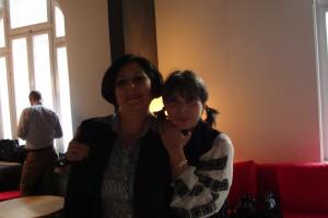cu Claudia