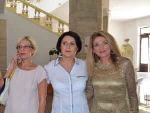 Alături de Irinel Cristu şi Constantina Diţă!